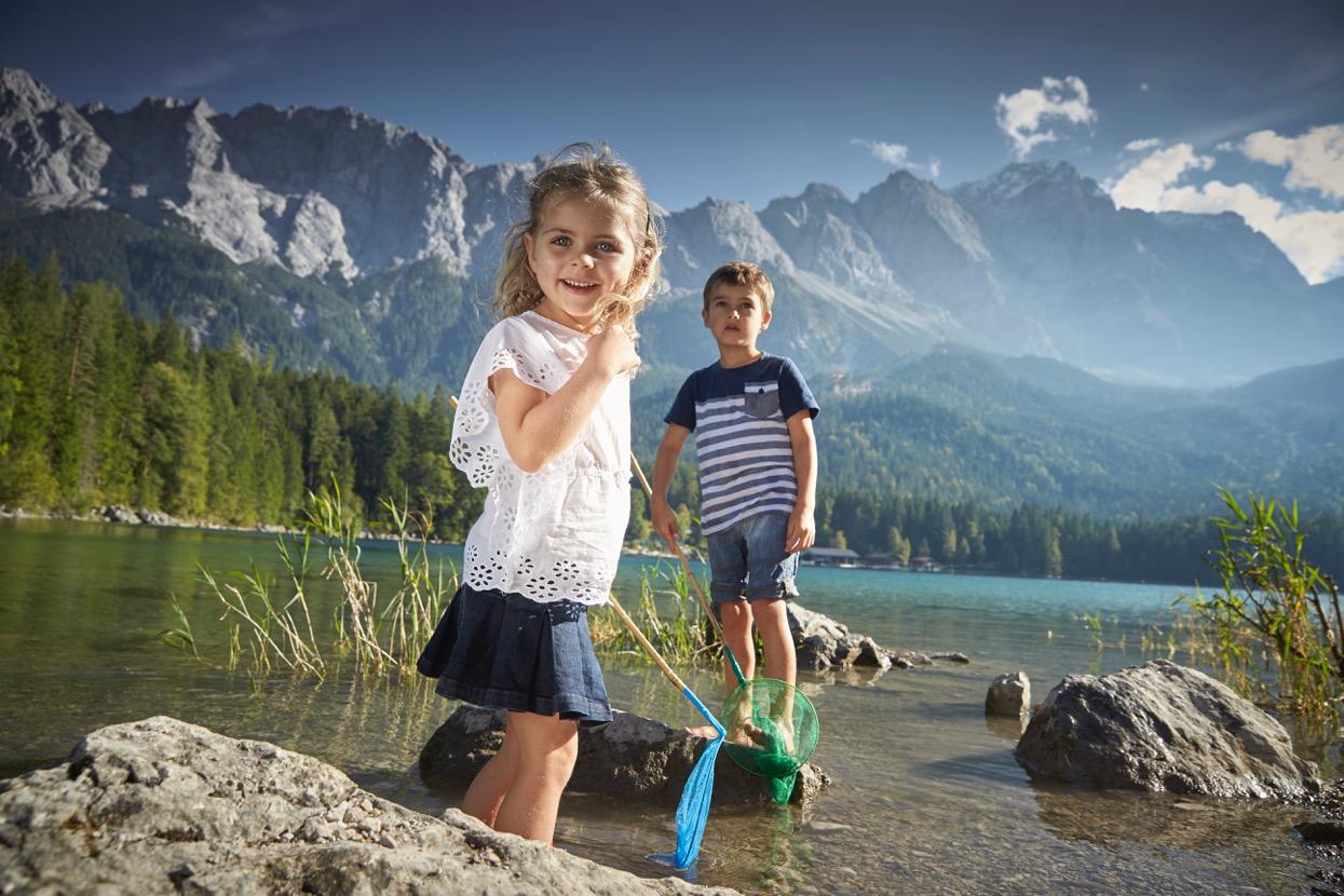 Bayern Tourismus Shooting