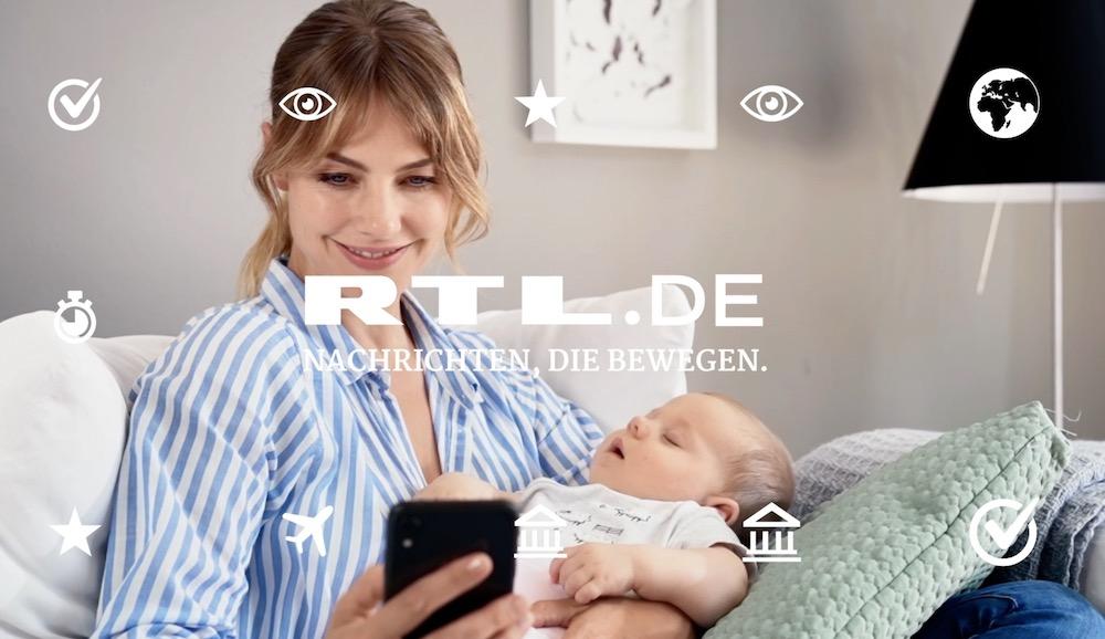 RTL Nachrichten TV Spot